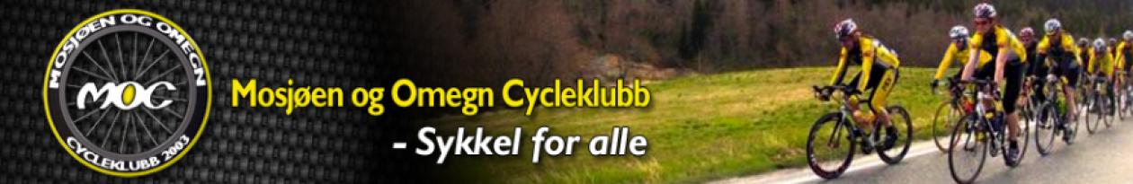 Mosjøen og Omegn Cycleklubb